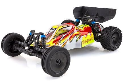 94602 | HSP 1/10 Mongoose 2WD Electric Off Road RTR RC Buggy