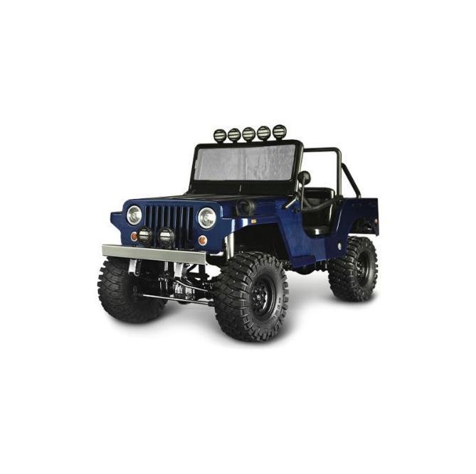 GM53000-GMADE 1/10 GS01 SAWBACK 4WD SPORTS SCALE CRAWLER KIT